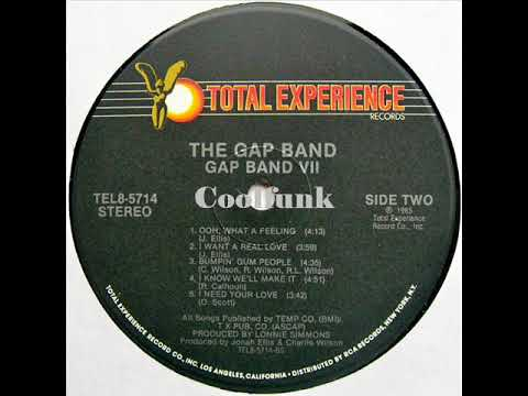 The Gap Band - Bumpin' Gum People (Funk 1985) mp3