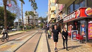Walk in Antalya City Center