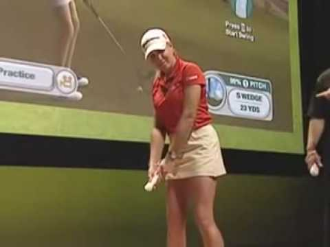 Natalie Gulbis s off Tiger Woods PGA Tour 09