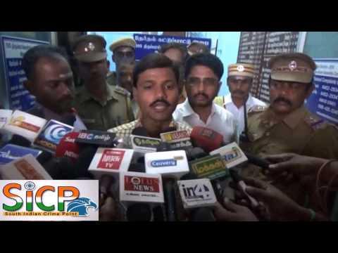 Rs 40 lakh unaccounted cash seized near Madurai