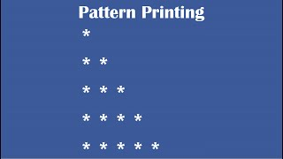C Practical and Assignment Programs-Pattern Printing 1 thumbnail