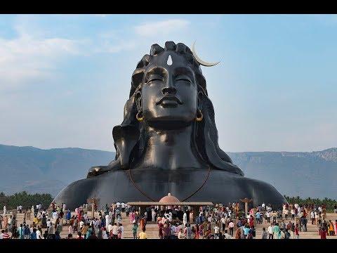 A Short Visit to Adiyogi Shiva statue Coimbatore