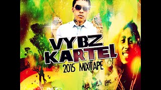 DJ KENNY VYBZ KARTEL [BOB MARLEY & THE HIGH TREES] MIXTAPE MAR 2015