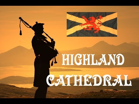 💥Highland Cathedral💥Pipes & Drums Royal Scots Dragoon Guards💥