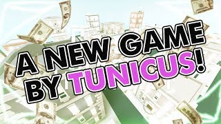 [Roblox] Cash Grab Simulator: A NEW GAME BY TUNICUS (Getting started)
