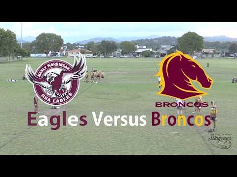 Grand Finals - Eagles Versus Broncos - Inferno Super Series Men's - Commentary