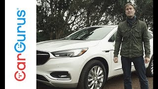 2018 Buick Enclave | CarGurus Test Drive Review