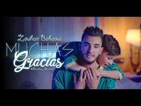 Zouhair Bahaoui - MUCHAS GRACIAS | Exclusive Music Video | زهير البهاوي
