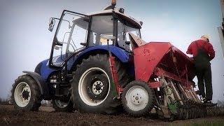 Siew 2014 ☆ Farmtrac 675 DT & Unia Famarol ㋡ MafiaSolec