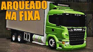 Scania Arqueada e Rebaixada - GTA SA