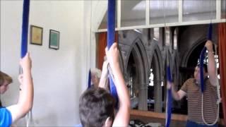 Bell Ringing at Frampton Cotterell & Yate, Glos