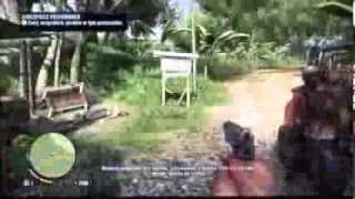 15 min z Farcry 3 - PS3 gameplay z komentarzem by maxim