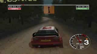 Colin McRae Rally 04 PC Gameplay e5300 @3.6GHz ATi 5770