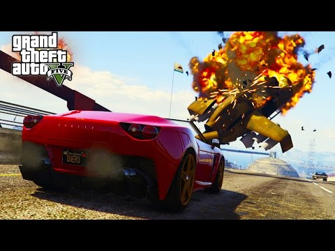 GTA V - EPIC Moments (#4)