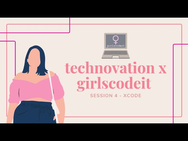 Technovation Session 4: Permissions in Xcode