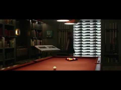 Вырезанная сцена  в бильярдной  из фильма на 50 оттенков темнее