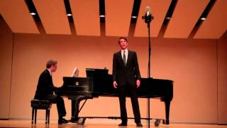 Senior Recital - Waft Her, Angels, Through the Skies