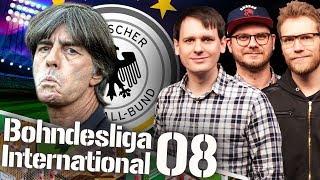 Wie gut ist der DFB-Kader für die kommenden Länderspiele?   Bohndesliga International #08