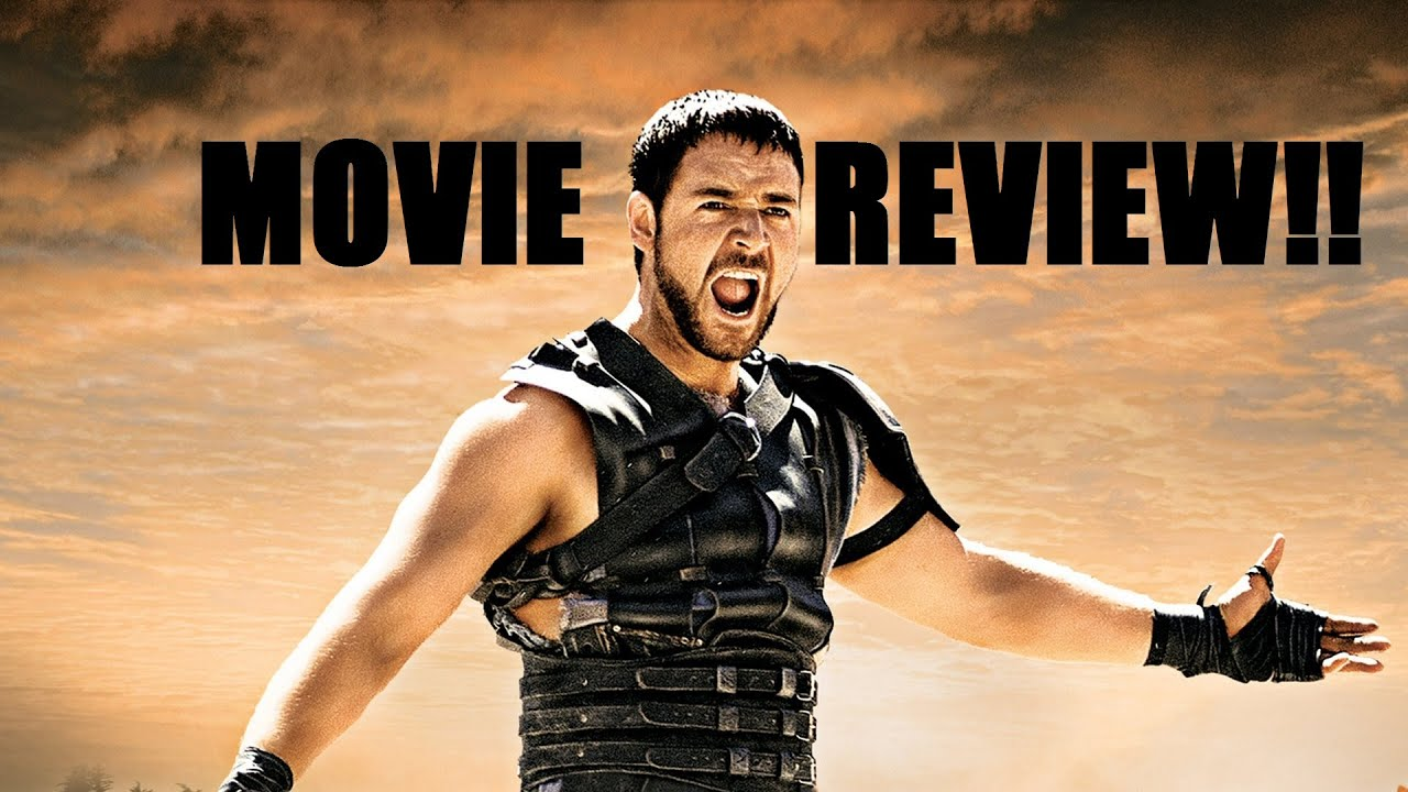 movie review of gladiator the movie The late second century: the roman army is fighting germania, but that's a small problem for general maximus (crowe), compared to his relations with the imperia.