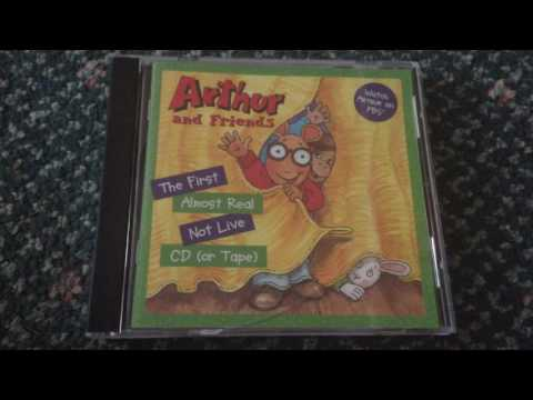 Arthur And Friends: The First Almost Real Not Live CD (or Tape): Poetry Club