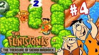 Flintstones The Treasure of Sierra Madrock - SNES en ESPAÑOL 4/5