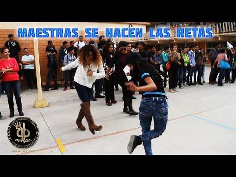 LAS MAESTRAS SE HICIERON LAS RETAS CETis 46 FRONTERA