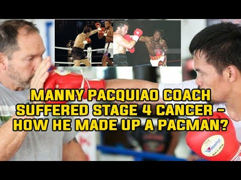 MANNY PACQUAIO COACH A heavyweight champ got cancer