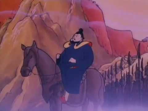 Les Mondes Engloutis episode 03 L'empereur Qin et le huitième royaume