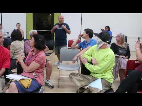 White nationalists disrupt Santa Monica anti-racist meeting