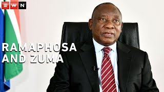 President Cyril Ramaphosa had a Q&A with Sanef on Friday. He was asked to comment on the Zuma vs Zondo commission debacle.  #Zuma #Ramaphosa #zondo
