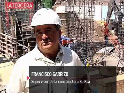La biodanza dans une entreprise de construction au chili for Entreprise de construction