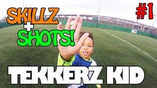Sick Skills and Shots vol 1 by Tekkerz Kid