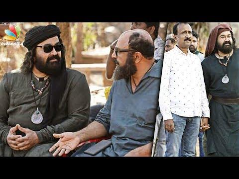 മരക്കാറായി കിടിലന് ഗെറ്റപ്പില് ലാലേട്ടന്! Marakkar Latest Location Pictures | Mohanlal