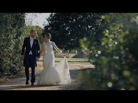Apton Hall Wedding Trailer - Kerry & Sam