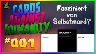 Cards Against Humanity [#001] Selbstmord oder was? :D