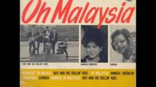 Anneke Gronloh - Oh Malaysia [*Audio*]