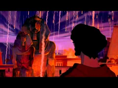 The Prince of Egypt - The Plagues HQ [Hebrew]