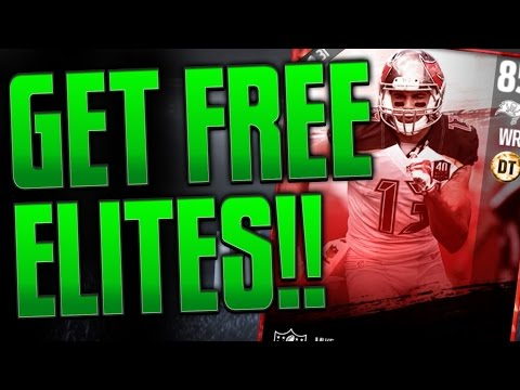 HOW TO GET FREE 85 OVR MIKE EVANS IN MADDEN 17, ULTIMATE SEASON REWARD PACK OPENING