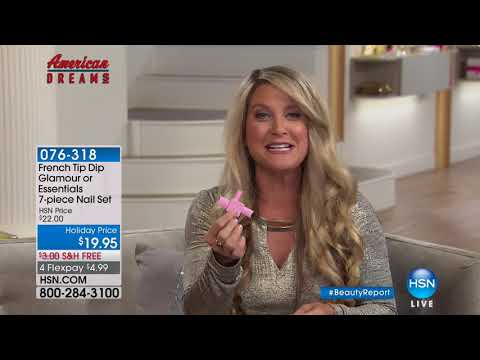 HSN | Beauty Report with Amy Morrison 11.16.2017 - 07 PM