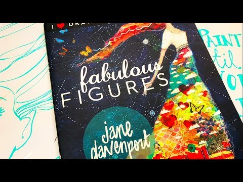 Fabulous Figures- Jane Davenport NEW book & workshop
