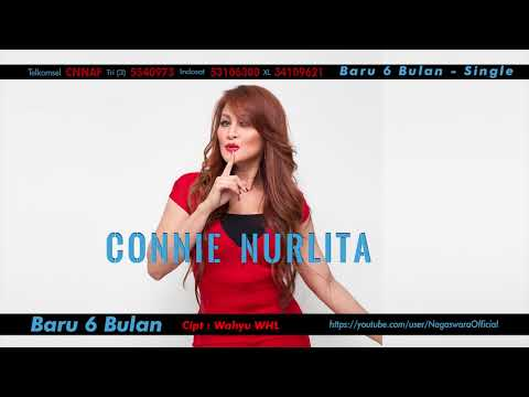 Connie Nurlita - Baru 6 Bulan (Official Audio Video)