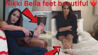 Nikki Bella feet/ soles compilations