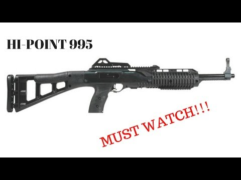Gun Review: Hi Point Carbine 995TS [Updated 2018] - The