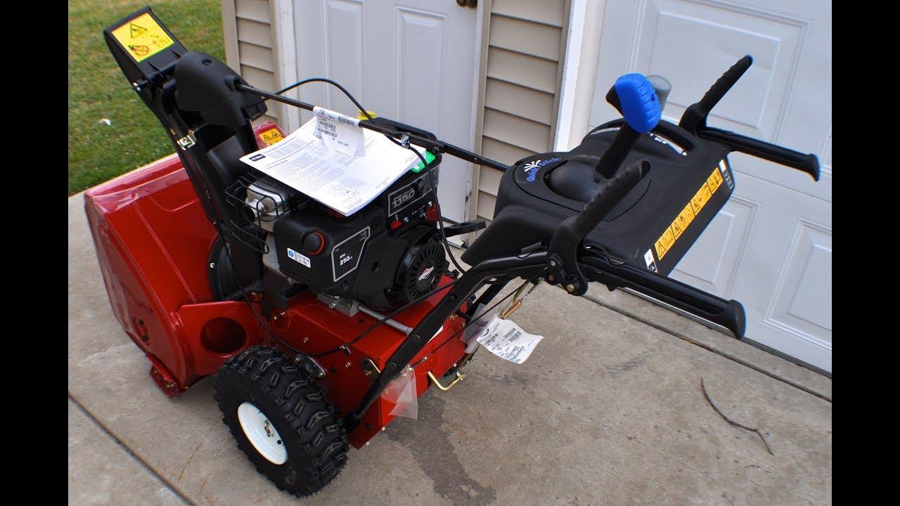 toro power max snow blower carburetor cleaning quick clean toro snow blower won t start [ 1280 x 720 Pixel ]