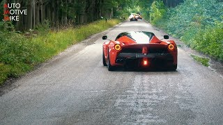 Supercars Accelerating! - Apollo IE, LaFerrari, Senna, Novitec 720S, Mondi Murcielago & MORE