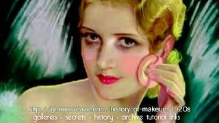 History of Makeup - The 1920's Thumbnail