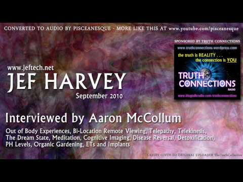 Jef Harvey - Sept 2010 - Interviewed by Aaron McCollum