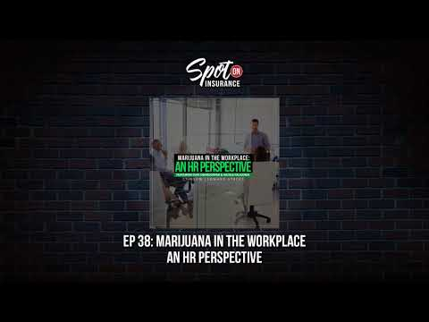 Ep. 38: Marijuana in the Workplace -An HR Perspective