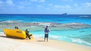 Coral Sea Fishing Video!! South Diamond Islet!!