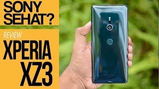 Sony Xperia XZ 3 - Review Indonesia + Ngocehin Super Slo-Mo
